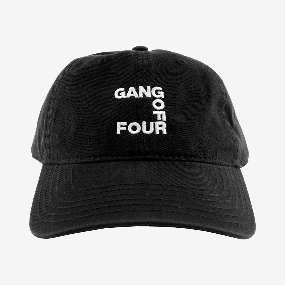 Gang of Four Squared Up Dad Hat