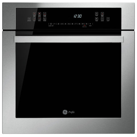 Horno a gas General Electric HGP6065LWAI0 60 cm digital