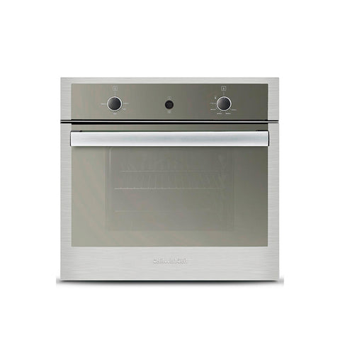 Horno Challenger mixto a gas HG 2560 60 cm 52 Lt inox