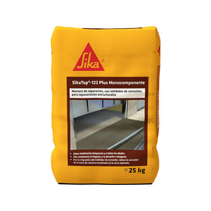 Sika Top-122 Plus Monocomponente X25Kilos