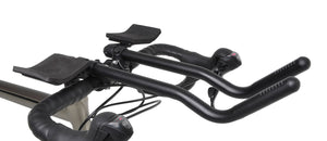 Conquer Clip-on Triathlon Aero Time Trial Tri TT Bars