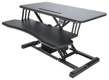 Load image into Gallery viewer, Conquer Electric Standing Desk Height Adjustable Motorized Sit to Stand Desk Converter