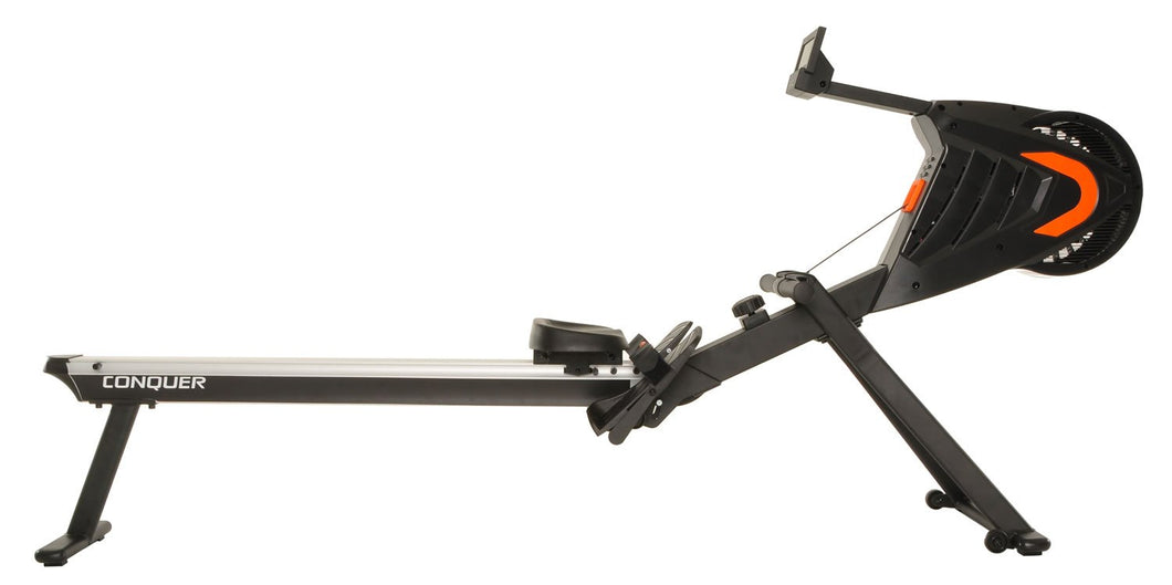 Conquer Indoor Magnetic Air Rowing Machine
