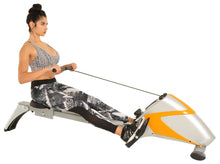 Load image into Gallery viewer, Conquer Magnetic Resistance Home Rowing Machine Rower