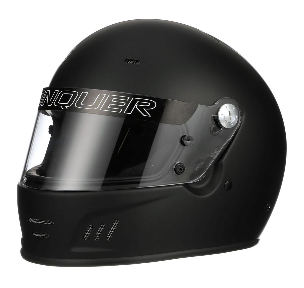 Conquer Snell SA2020 Full Face Auto Racing Helmet