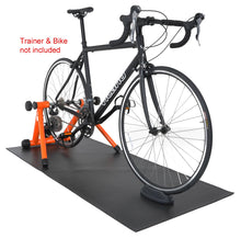 Load image into Gallery viewer, Conquer Exercise / Bike Trainer Equipment Mat