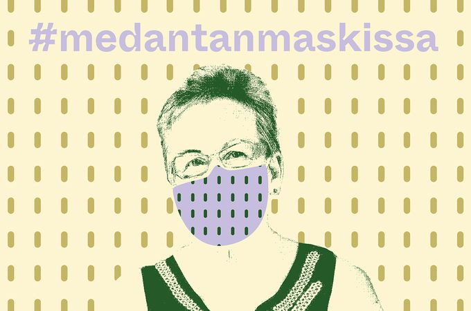 """Thanks to Medanta's mask, I can continue to lead an active life"""