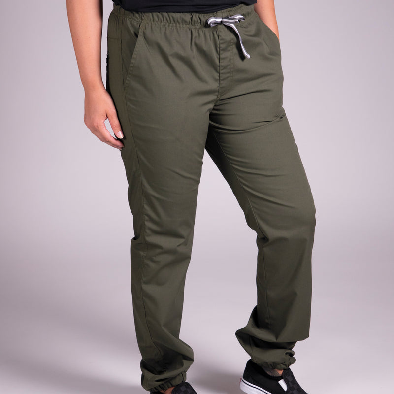 Antimicrobial Unisex Slim Fit Pants