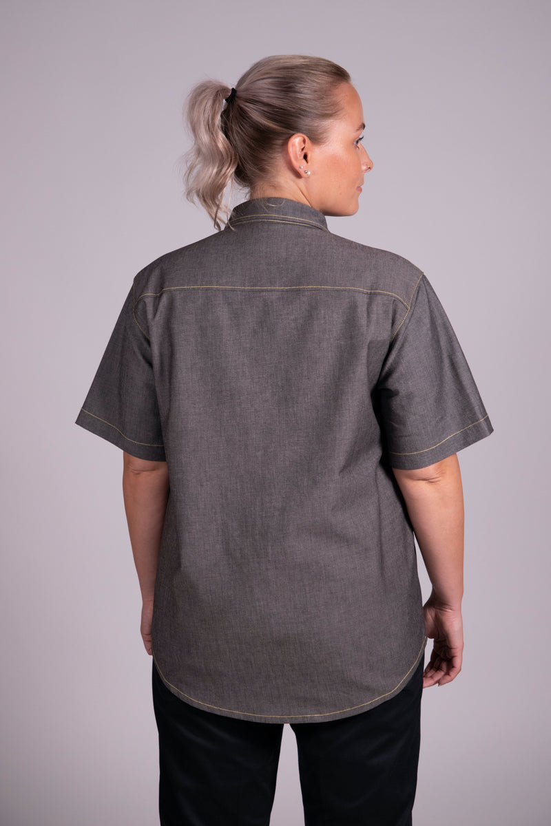 Unisex Short Sleeve Shirt Greg