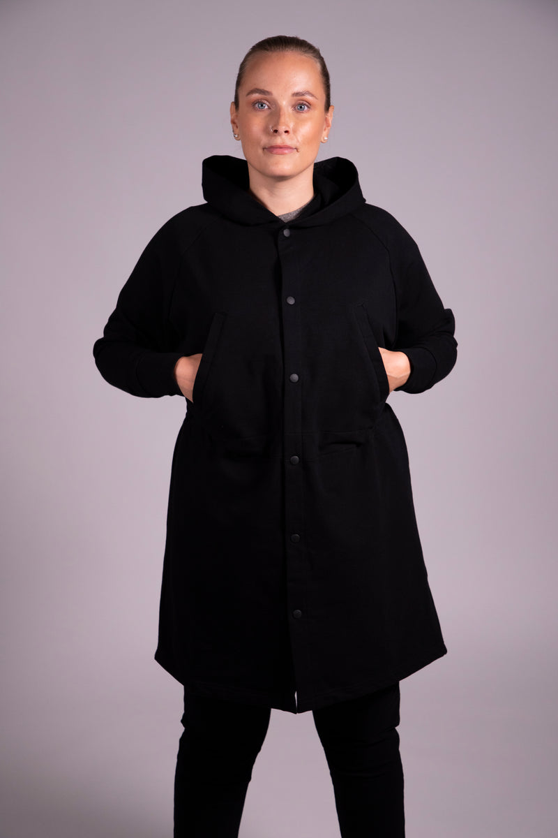 French Terry One-Size Unisex Jacket