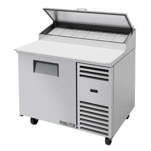 Pizza Prep Table, 1 solid door - TPP-AT-44-HC