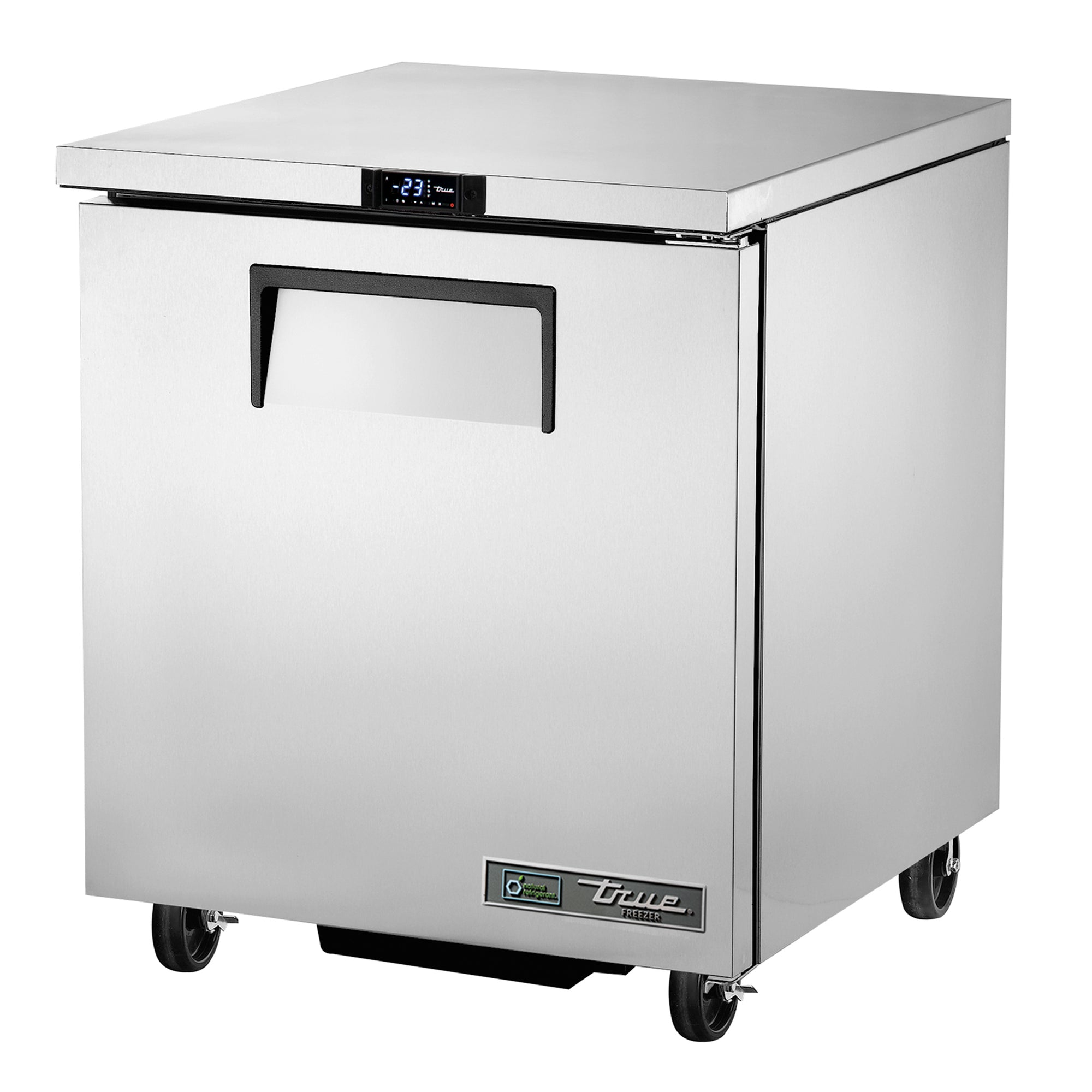 Undercounter Freezer, 1 solid door - TUC-27F-HC