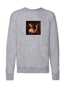 sweatshirt - Pin Up Baptist