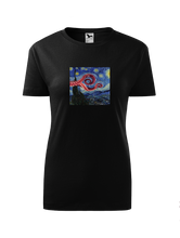 Load image into Gallery viewer, Tshirt - Wavy Night