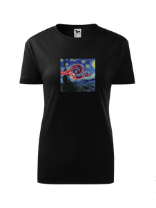 Tshirt - Wavy Night