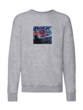 Load image into Gallery viewer, sweatshirt - Wavy Night
