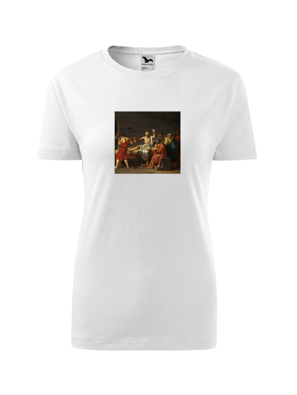 Tshirt - Angry Socrate
