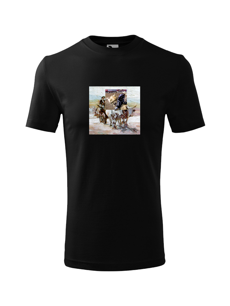 Tshirt - Rodeo OX Cart