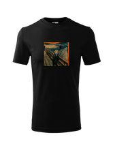Load image into Gallery viewer, Tshirt - Silent Howl