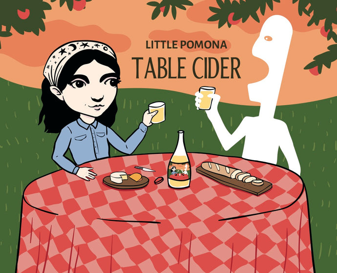 Terroir Meets Time As Table Cider Debuts