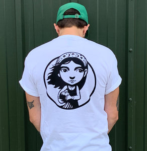 Little Pomona Classic T-Shirt - white