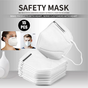 Face Respiratory Mouth Nose Reusable FFP2 N95 KN95 Virus pollution Protection Mask 2-20 Pieces