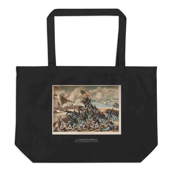 The 54th Massachusetts Regiment in the Civil War (tote)