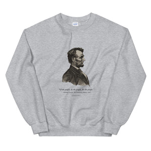 Abraham Lincoln (sweatshirt)