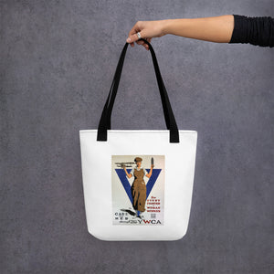 World War I poster, 1918 (tote)