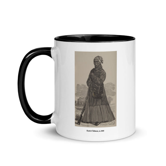 Harriet Tubman, ca. 1868 (two-color mug)