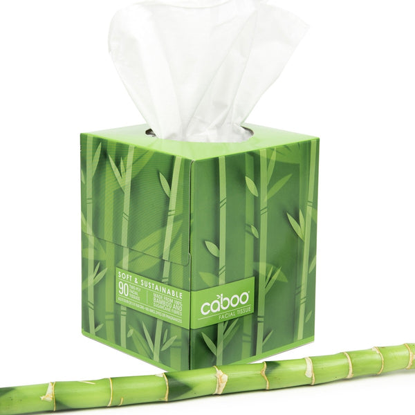 Caboo Cube Facial Tissue 90 sheet