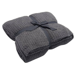 CozyChic Ribbed Bed Blanket