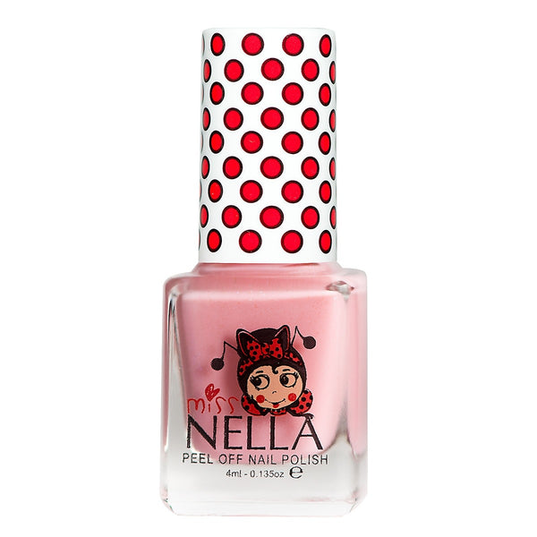 Cheeky Bunny 4ml Peel off Kids Nail Polish