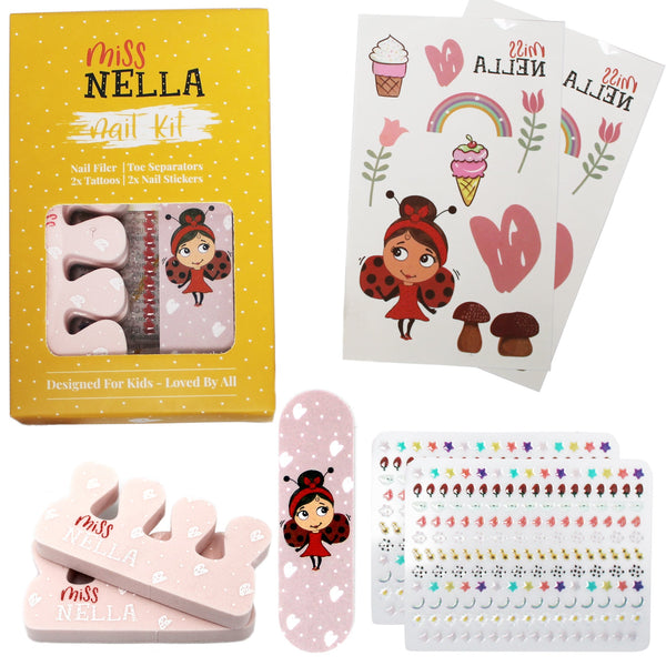 Nails and Accessories Set