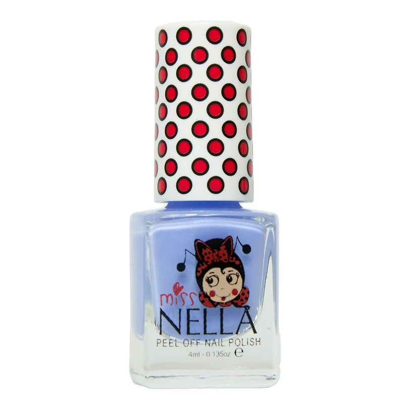 Blue Bell *NON PEEL OFF* 4ml off Kids Nail Polish