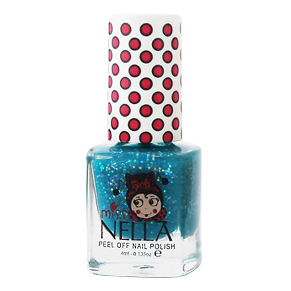 Under The Sea Glitter 4ml Peel off Kids Nail Polish