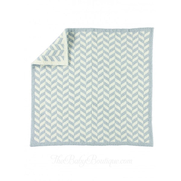 BAREFOOT DREAMS COZY MINI CHEVRON