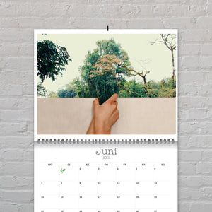 The calendar that plants trees!
