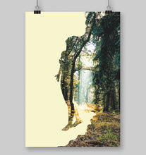 Load image into Gallery viewer, Poster - a walk