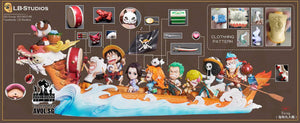 LBS - Dragon boat one piece