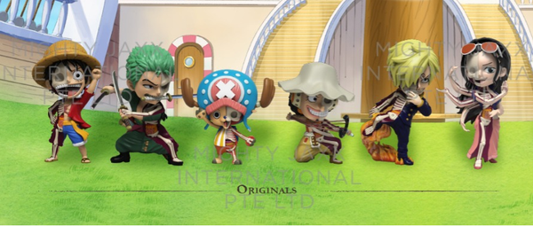Mighty Jaxx - One Piece Blind Box 1st Series