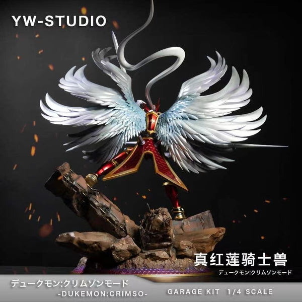YW Studio - Dukemon Crimso Mode