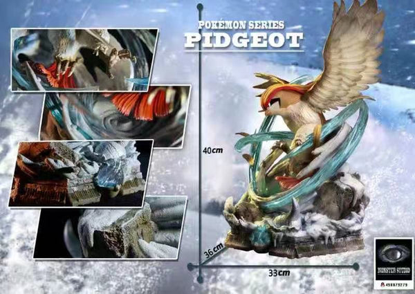 Monster Studio - Pidgeot (2 variants)