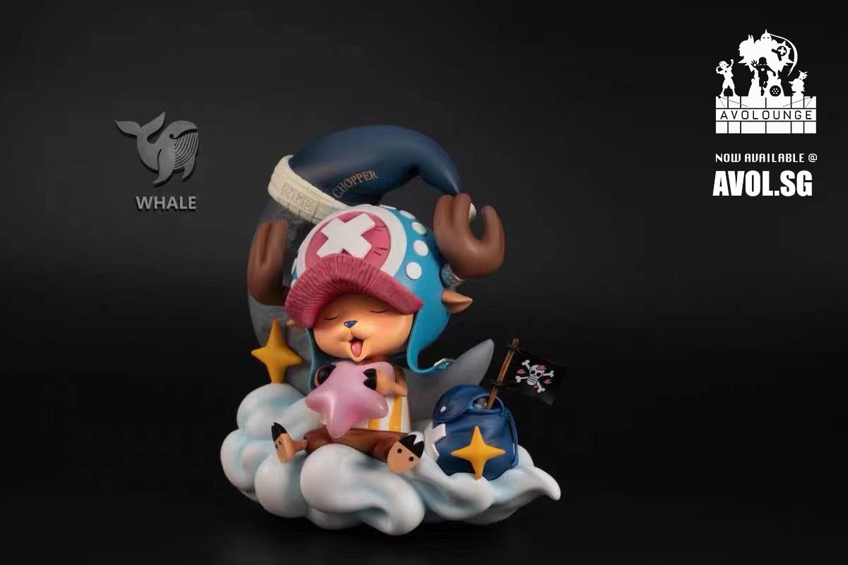 Whale Studio - Tony Tony Chopper [1/4 scale and 1/1 scale]