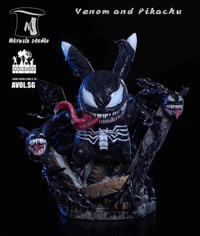 Miracle Studio - Pikachu cosplay Venom [SD]