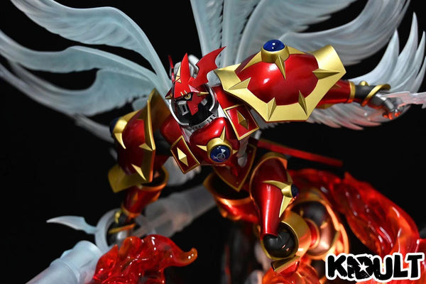 KIDULT Studio - Dukemon: Crimson Mode