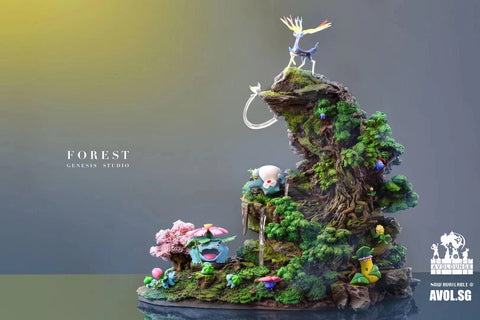 Genesis Studio - Pokemon Forest