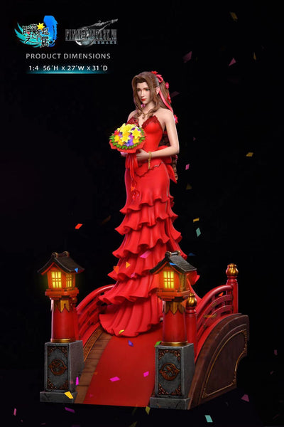 Macros Studio - Aerith Gainsborough -1/4 scale [2 variants]