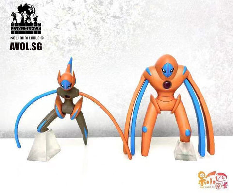 Dai Xiao Si Studio - Deoxys [Defence/ Speed]