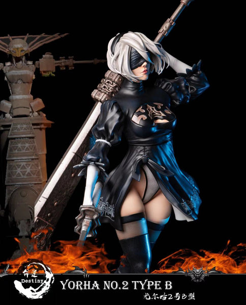 Destiny Studio - Yorha no.2 Type B [1/4 scale]